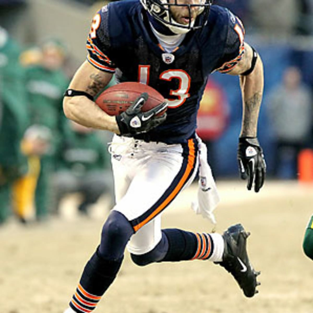 Bears part with wide receiver Johnny Knox - Sports Illustrated