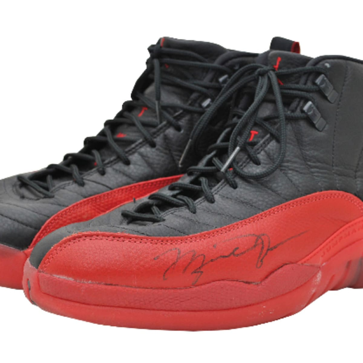 Michael Jordan's 'Flu Game' sneakers auctioned for $104K by former ...