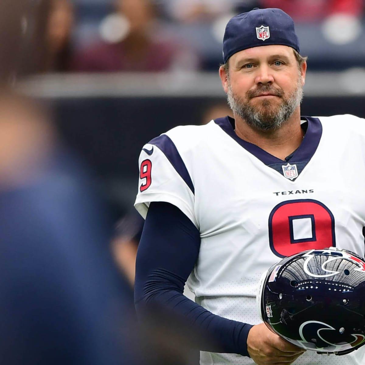 Former Houston Texans' Punter Shane Lechler Selected to the NFL ...