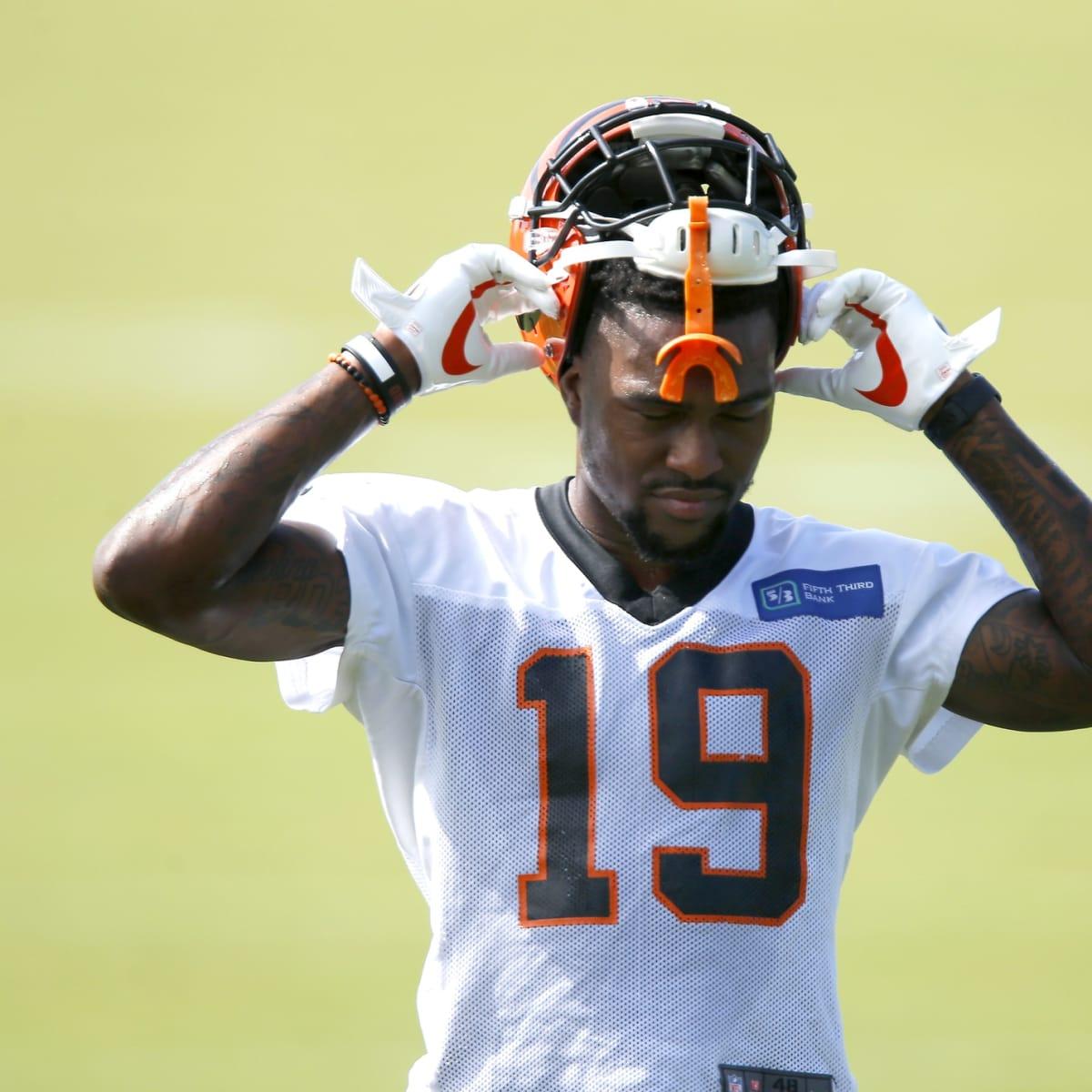 Cincinnati Bengals wide receiver Auden Tate unhappy about role ...