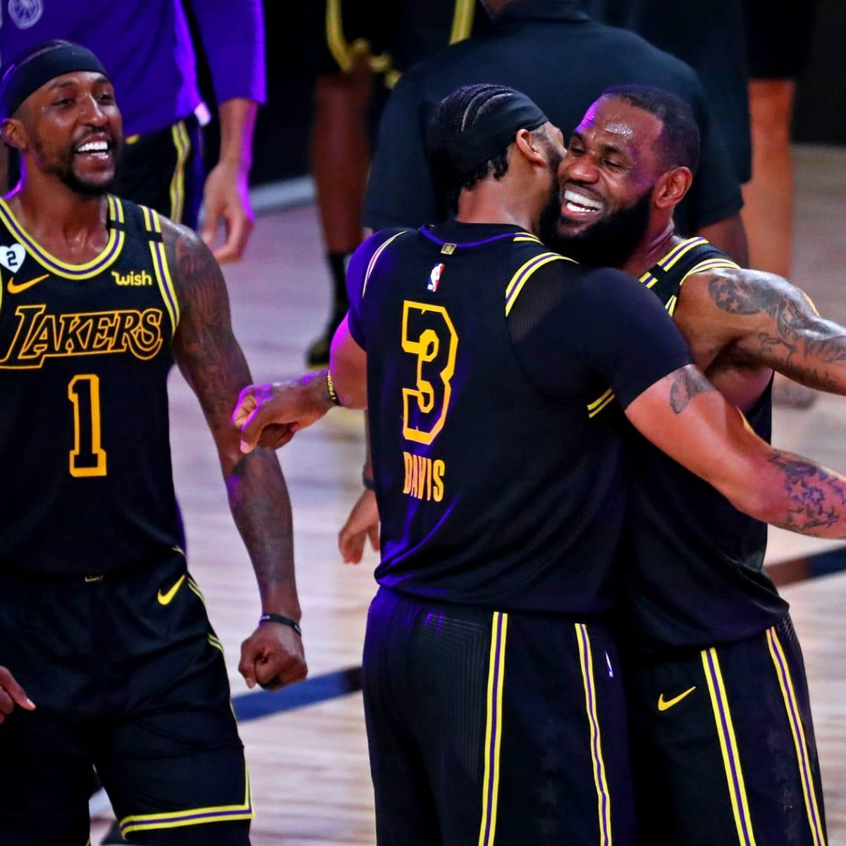 Anthony Davis Yells 'Kobe' After Making Greatest Shot Of His ...