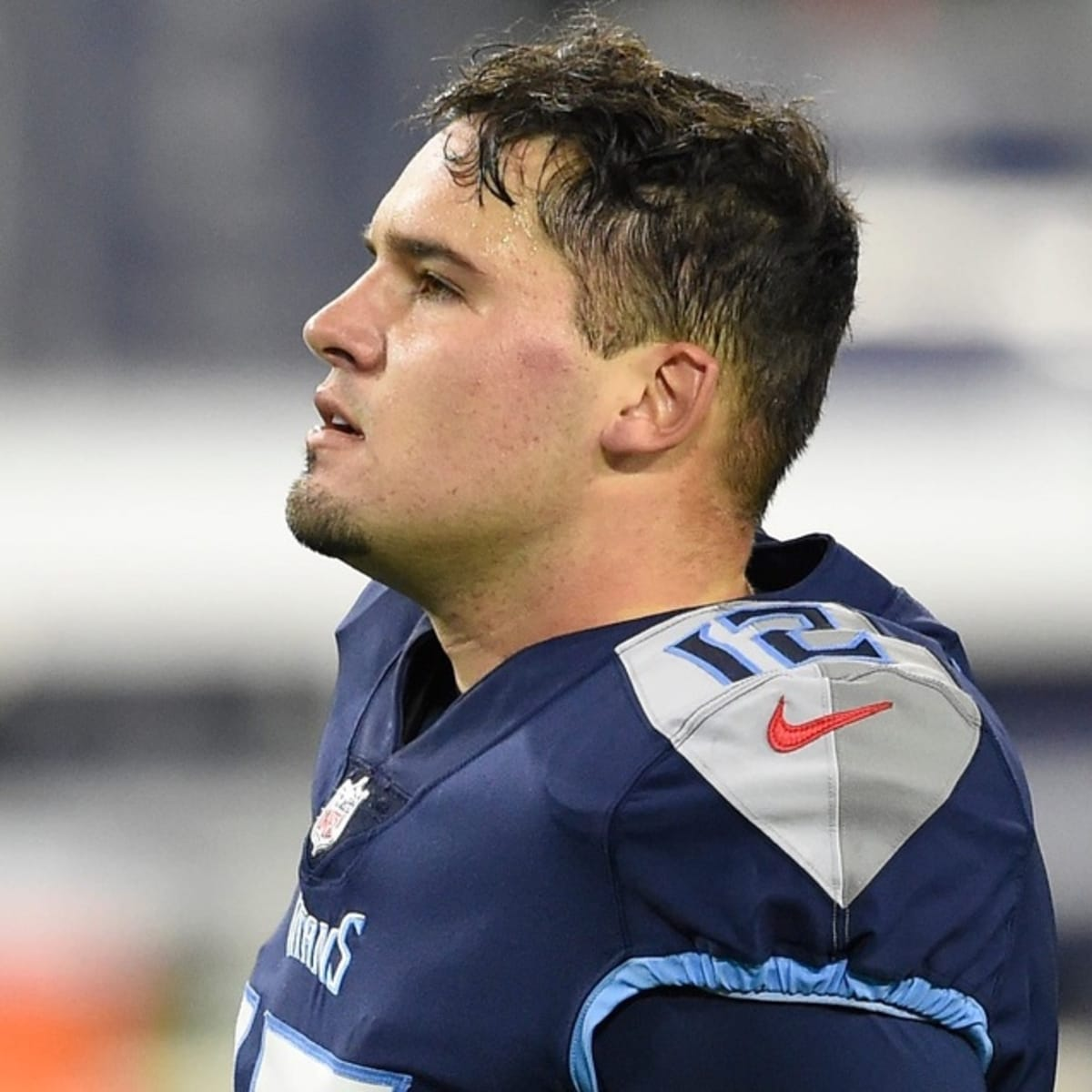 Tennessee Titans -- Punter Decision
