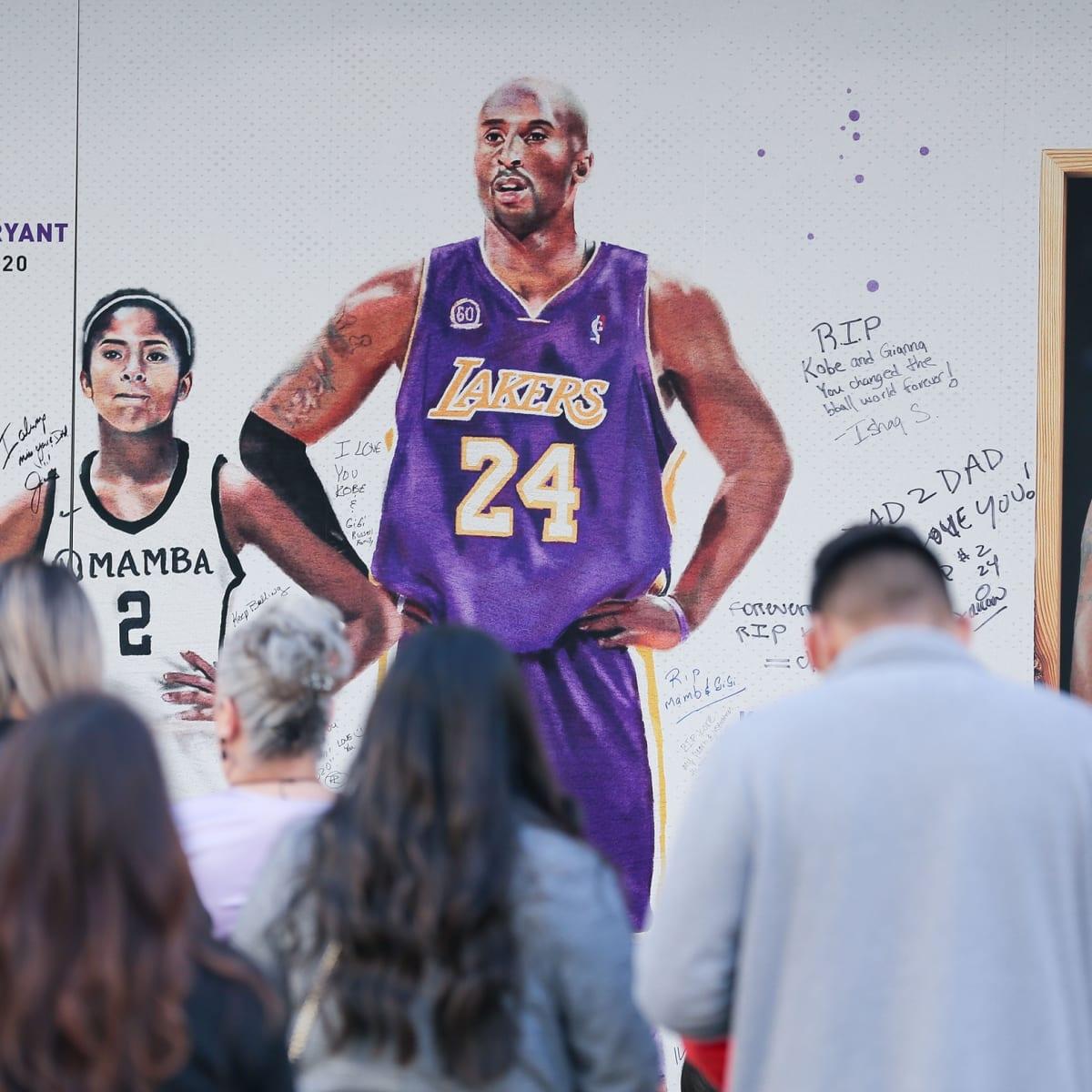 Kobe Bryant's Daughter Gianna Has Her Jersey Retired At School ...