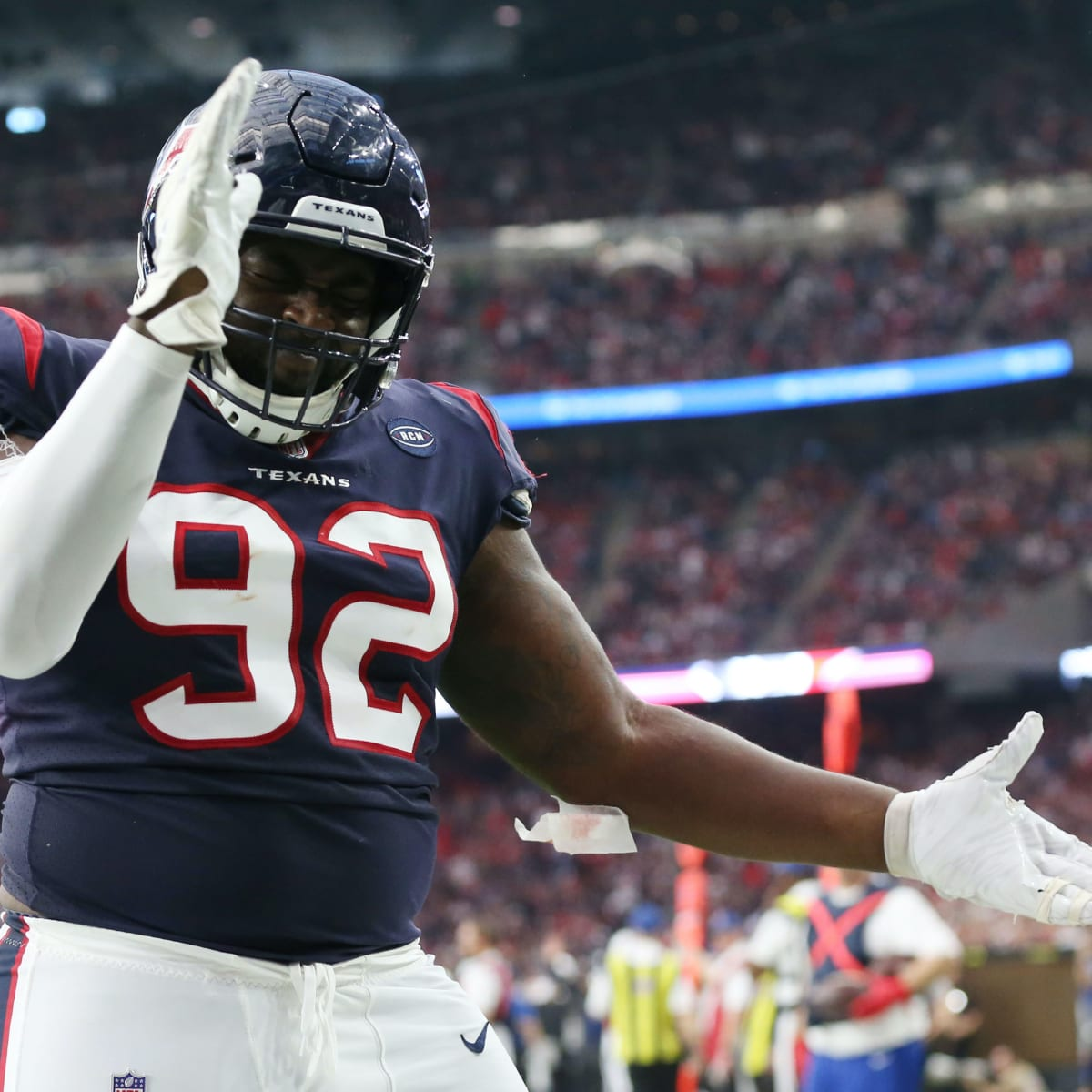 The Return of Brandon Dunn and What it Means for the Texans ...