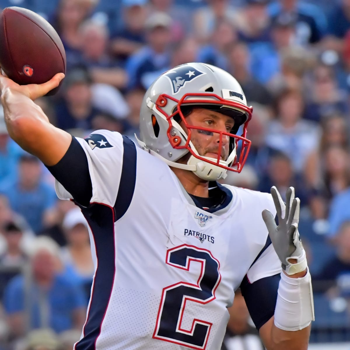 Patriots and QB Brian Hoyer Reach Agreement After Colts Release