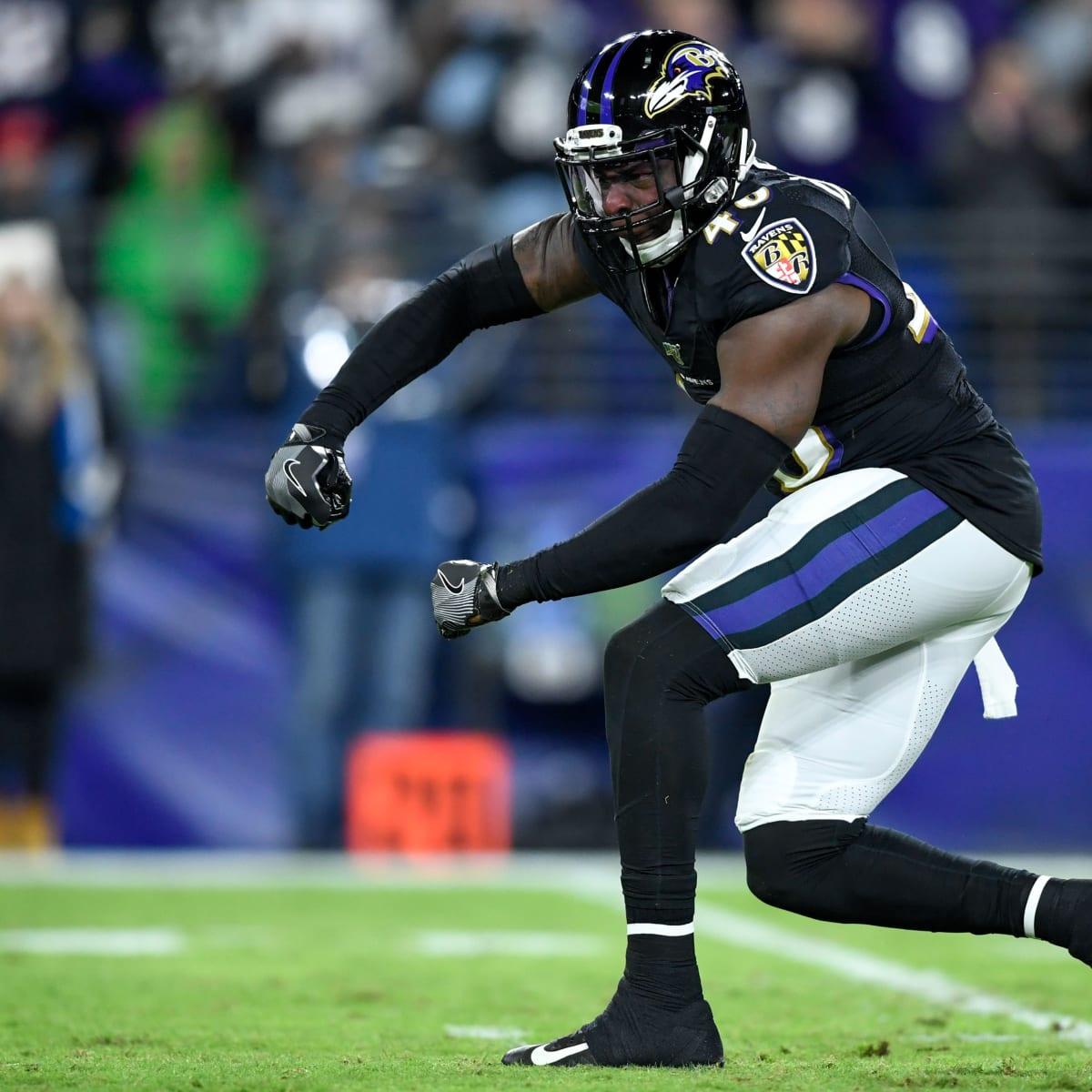 Former Baltimore Ravens Linebacker Patrick Onwuasor Signs with New ...