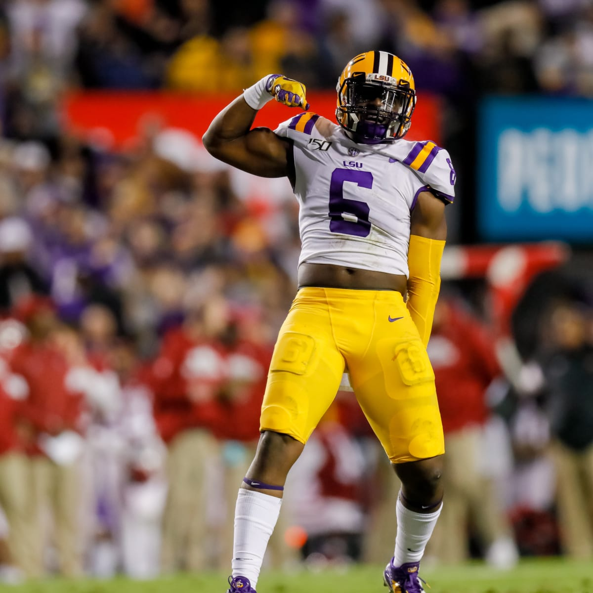Road to the Pros: LSU Linebacker Jacob Phillips Possesses Tools to ...