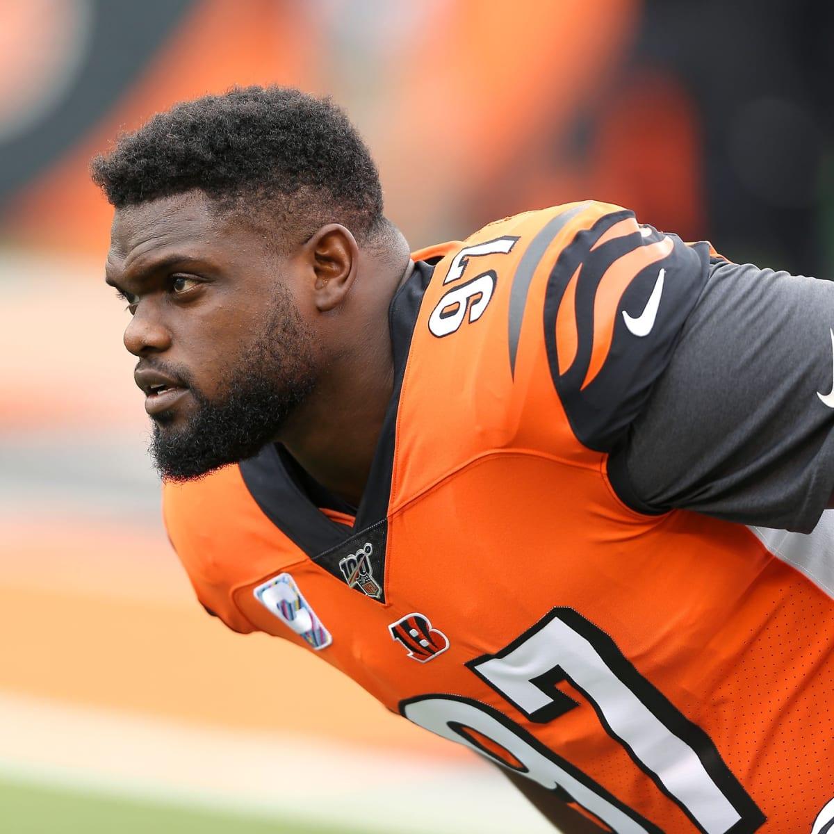 Cincinnati Bengals defensive tackle Geno Atkins named to NFL's ...