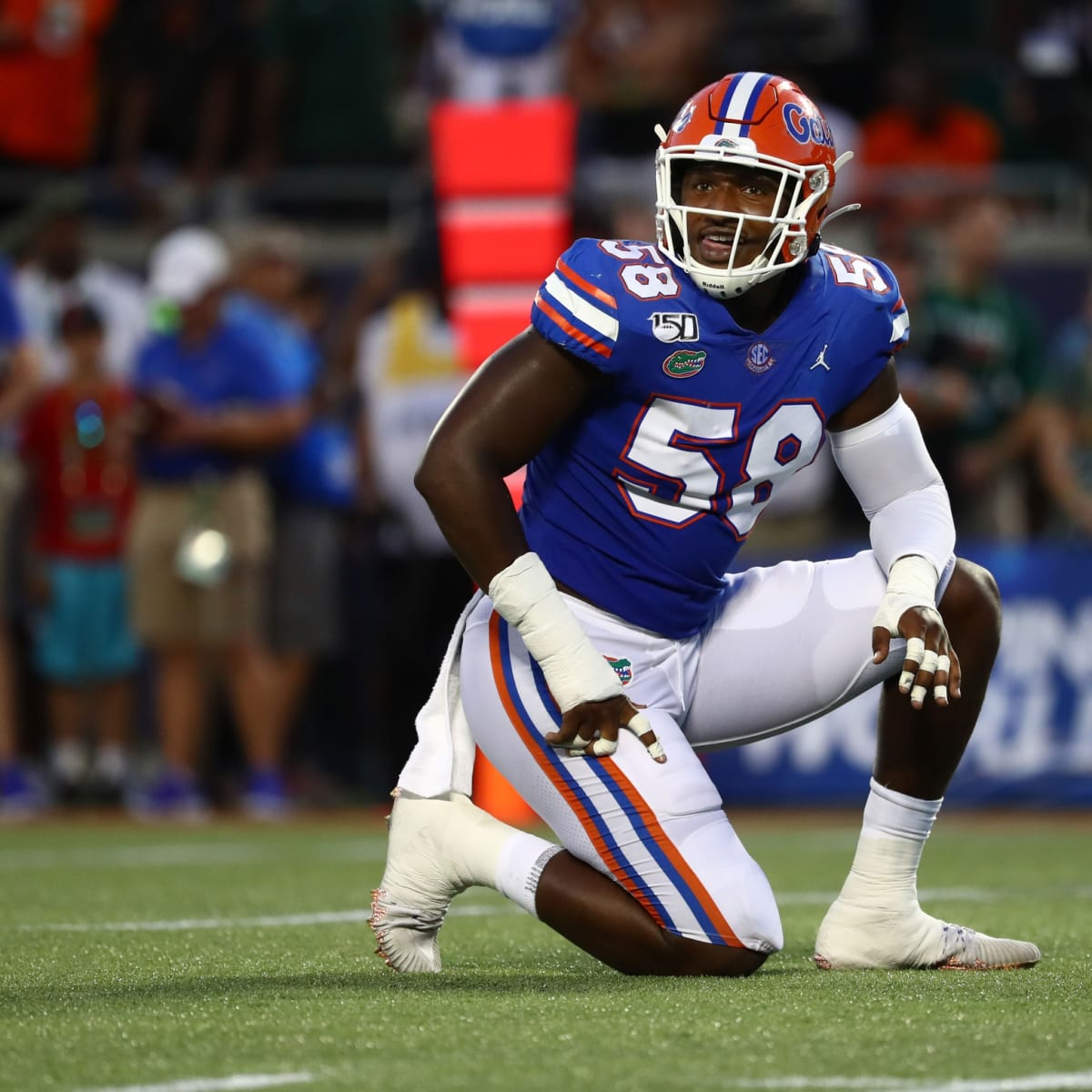 Tracking Jersey Numbers for the Florida Gators 2020 Draft Class ...