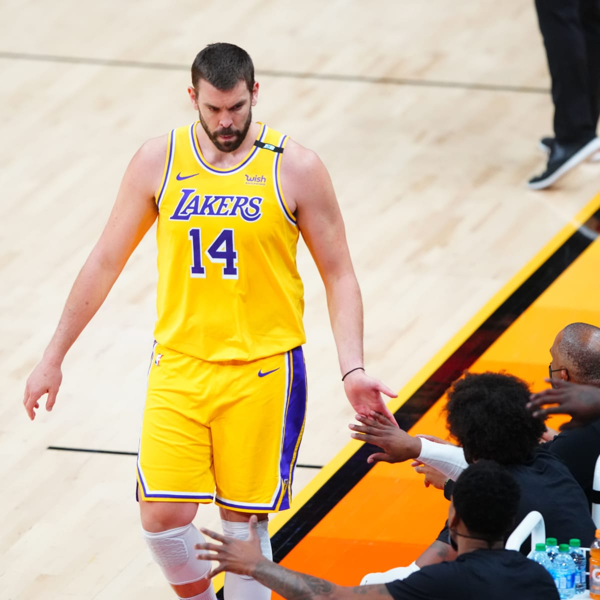 Lakers News: Is Marc Gasol's Time in LA Coming to an End? - Sports ...