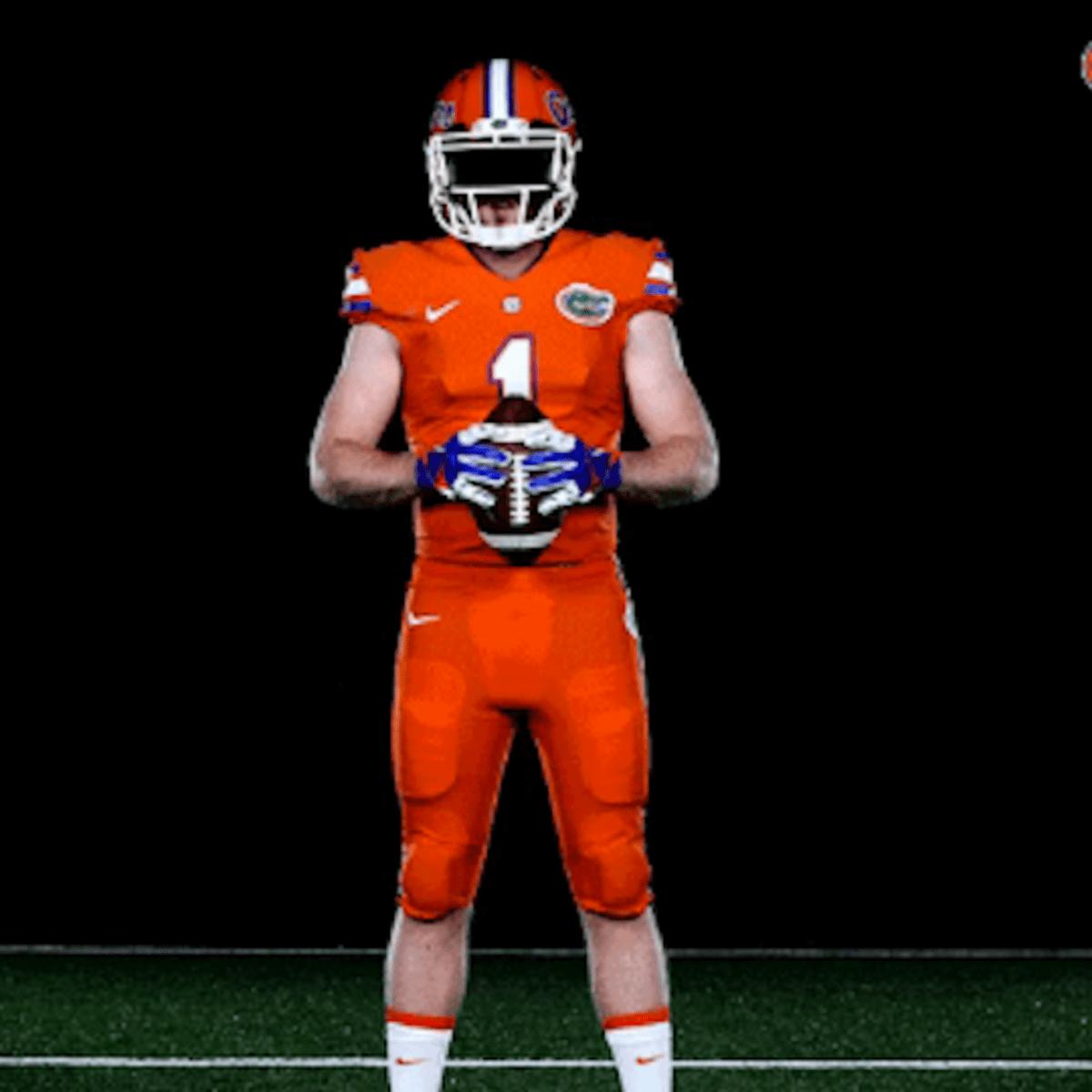 Florida Gators: Team unveils all-orange jerseys - Sports Illustrated