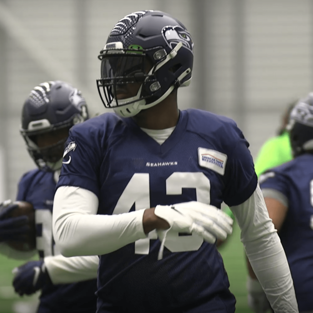 Carlos Dunlap Excited for Fresh Start, Views Seahawks as 'Great ...