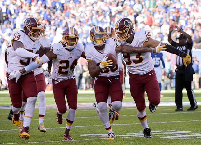 His teammates genuinely liked him, and there were good times for Cravens in Washington, like when his interception of Eli Manning sealed a road win over the Giants in 2016. It earned him an embrace from Will Compton, Josh Norman and the rest of the defense.