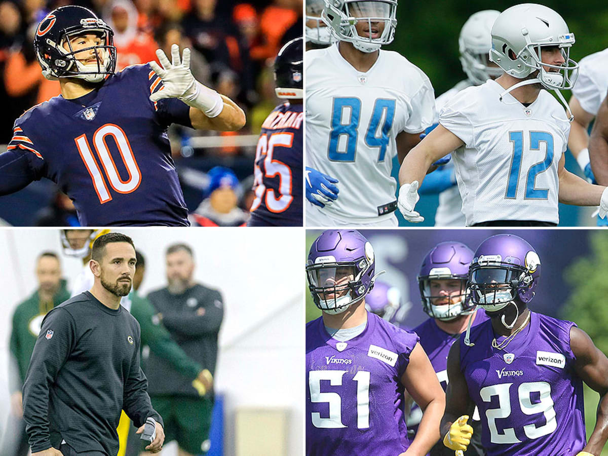 NFC North Offseason Reports: Bears, Lions, Packers, Vikings - Sports Illustrated
