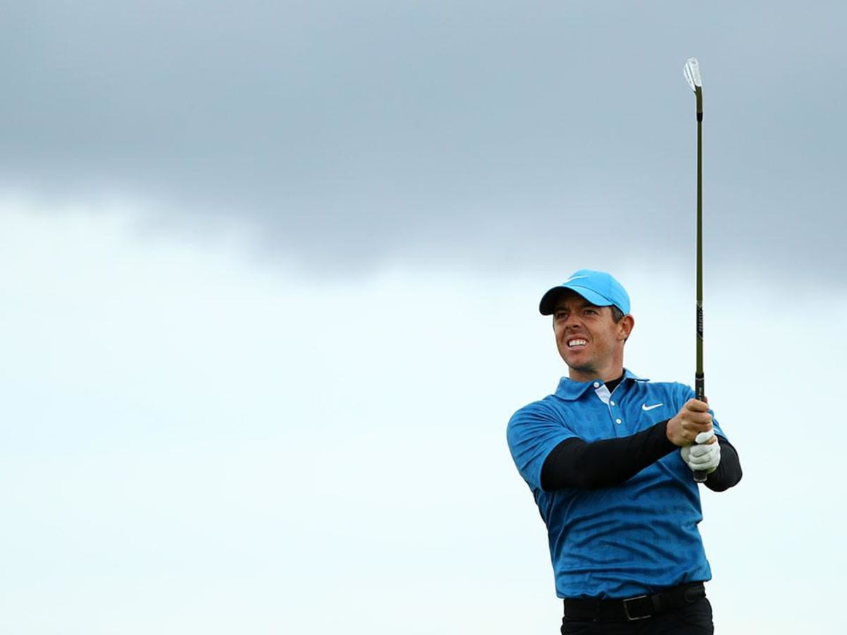 Rory Mcilroy Makes Quadruple Bogey 8 Shoots 79 At Open Championship Sports Illustrated