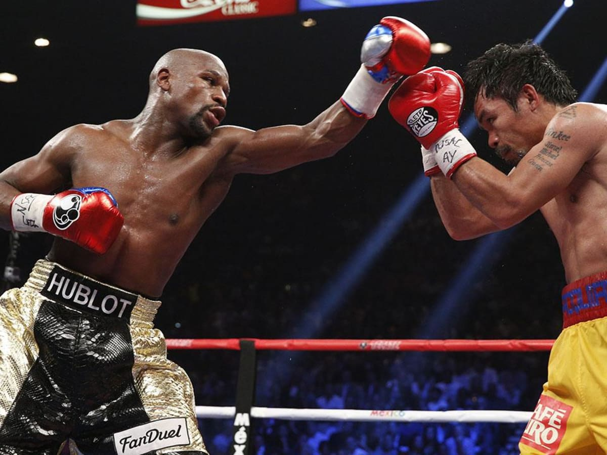 Mayweather Pacquiao Would You Watch A Rematch Sports Illustrated
