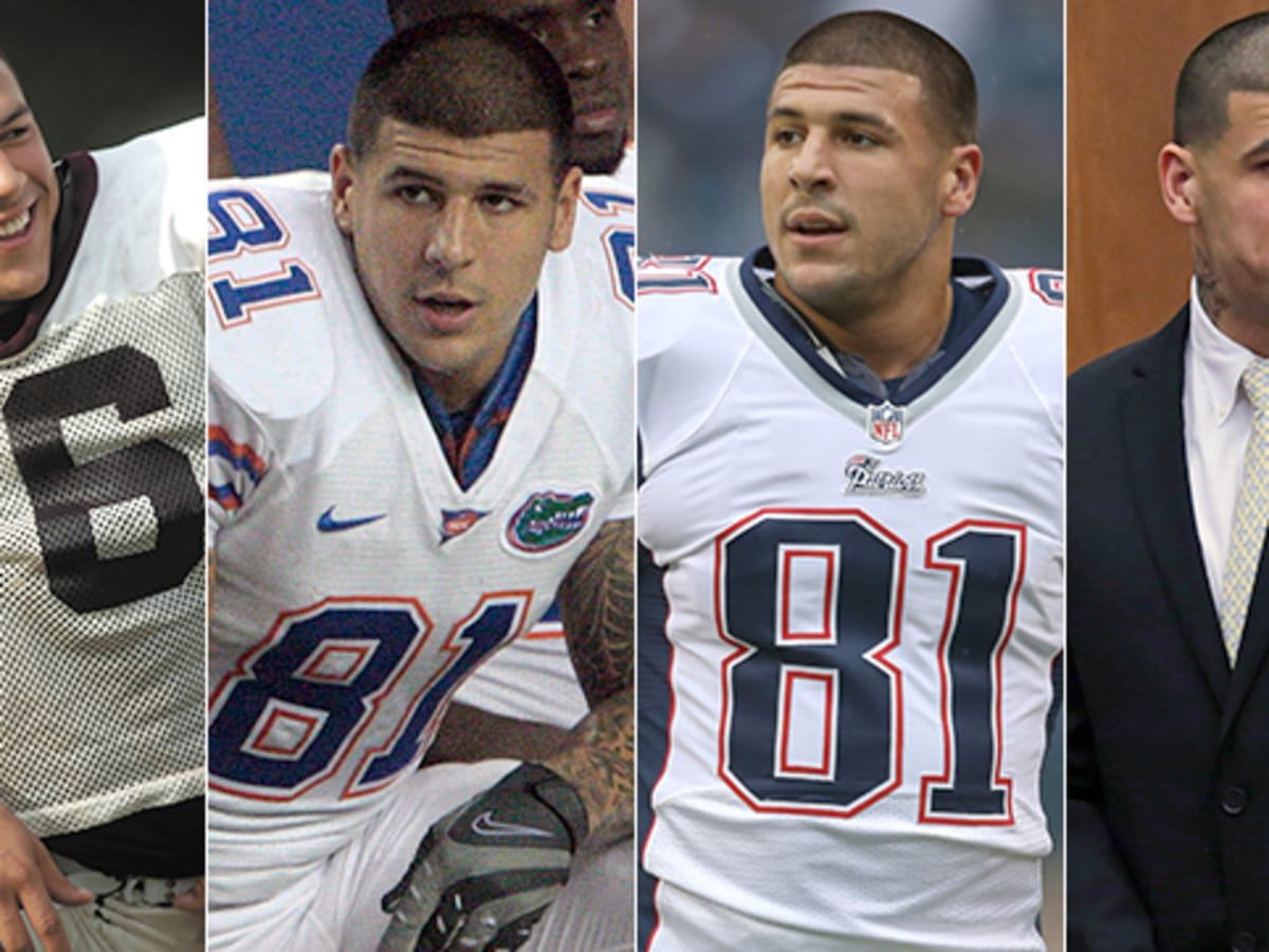Aaron Hernandez According To Journalists Who Covered Him Sports Illustrated