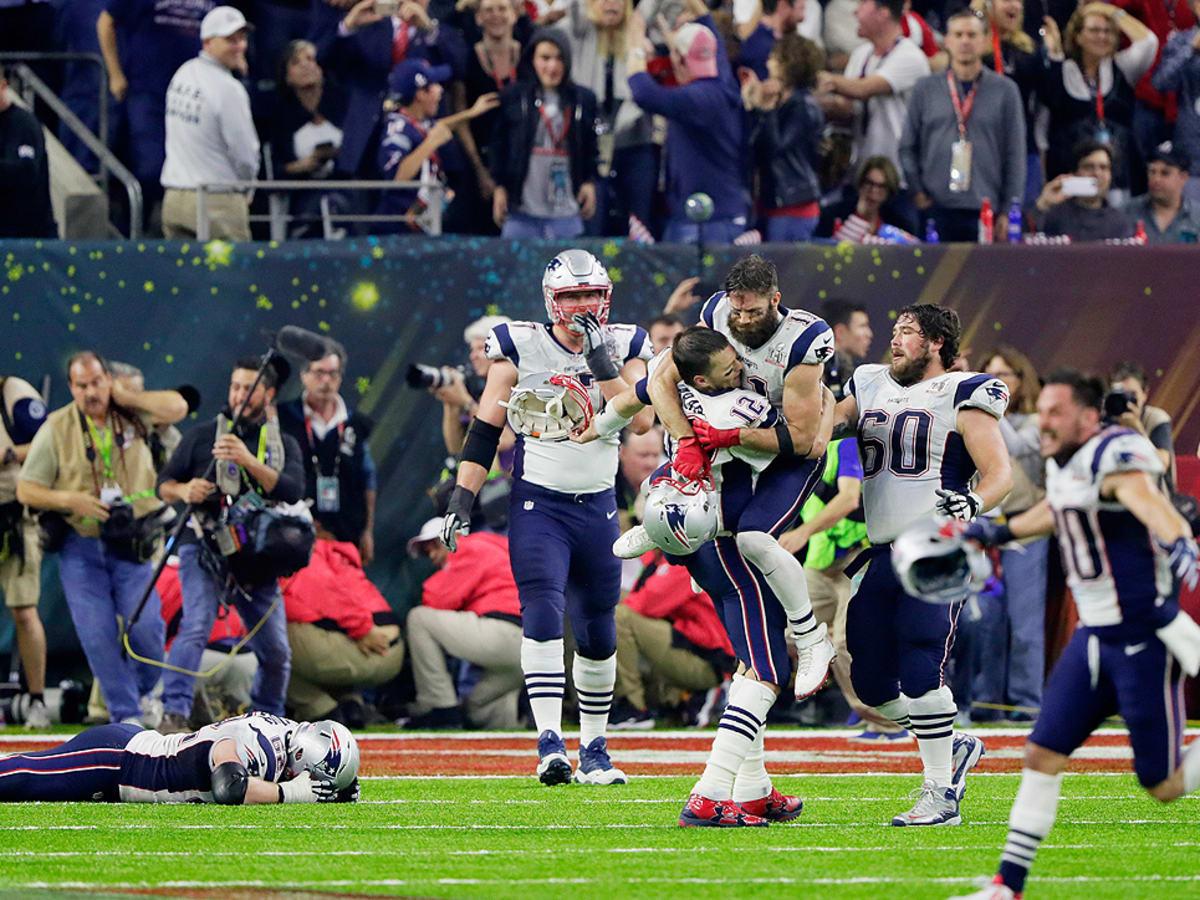 Tom Brady Patriots Boston Metro Newspaper Super Bowl LI 51 HIGH FIVE!!