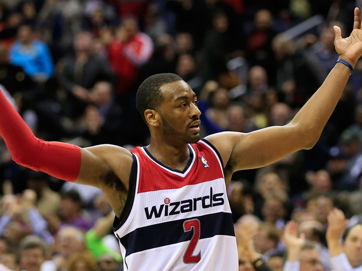 Washington Wizards John Wall Reggie ...