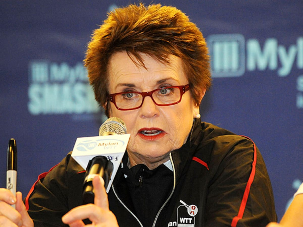 Who Should Play Billie Jean King In The New Battle Of The Sexes Movie Sports Illustrated