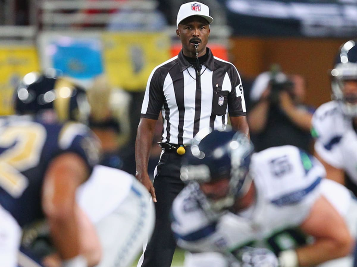 How Cbs Sports Landed Respected Nfl Referee Mike Carey Sports Illustrated