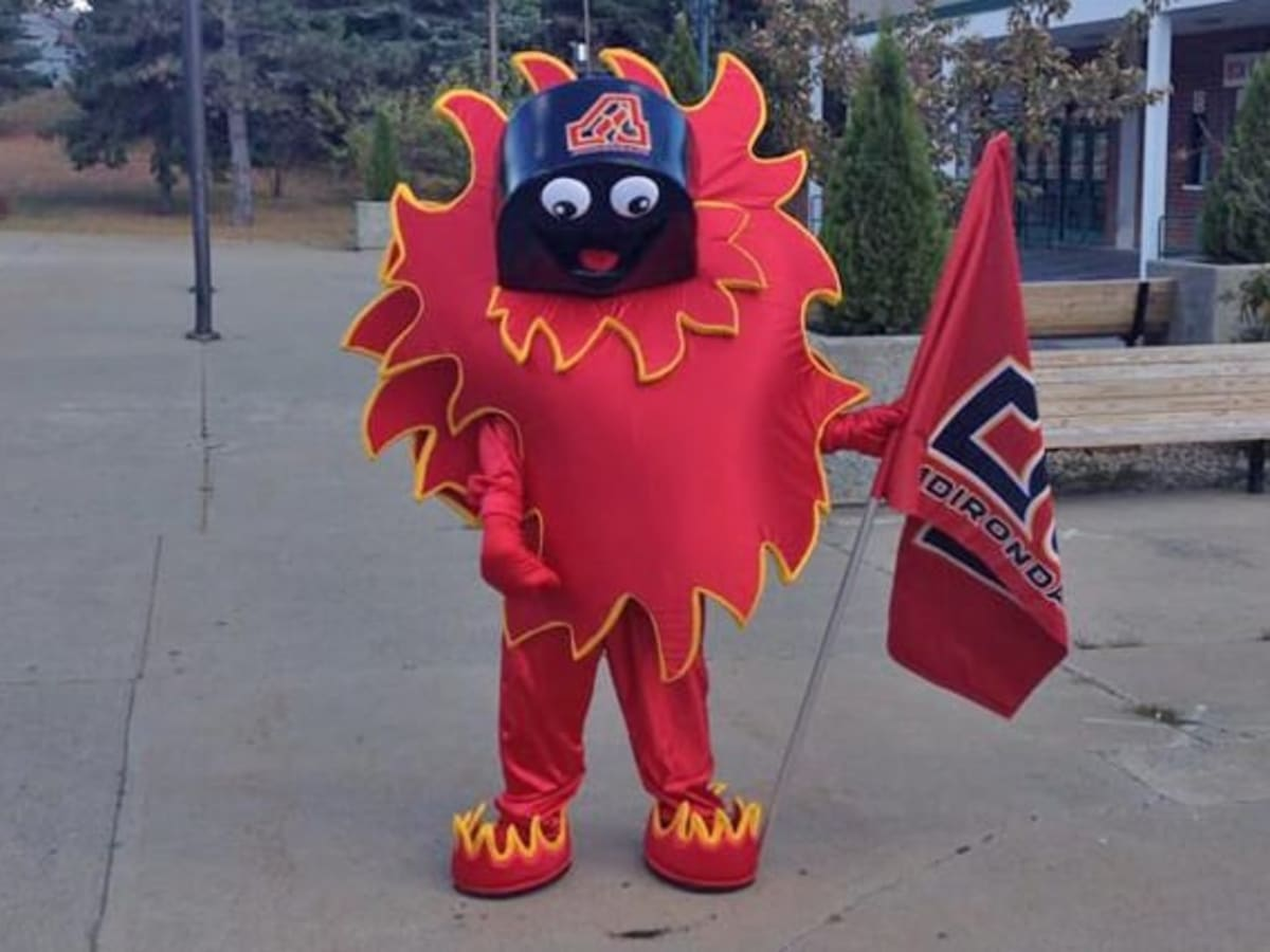 Killer Ahl Mascot Goes Down In Flames Rip Scorch The Hockey News On Sports Illustrated