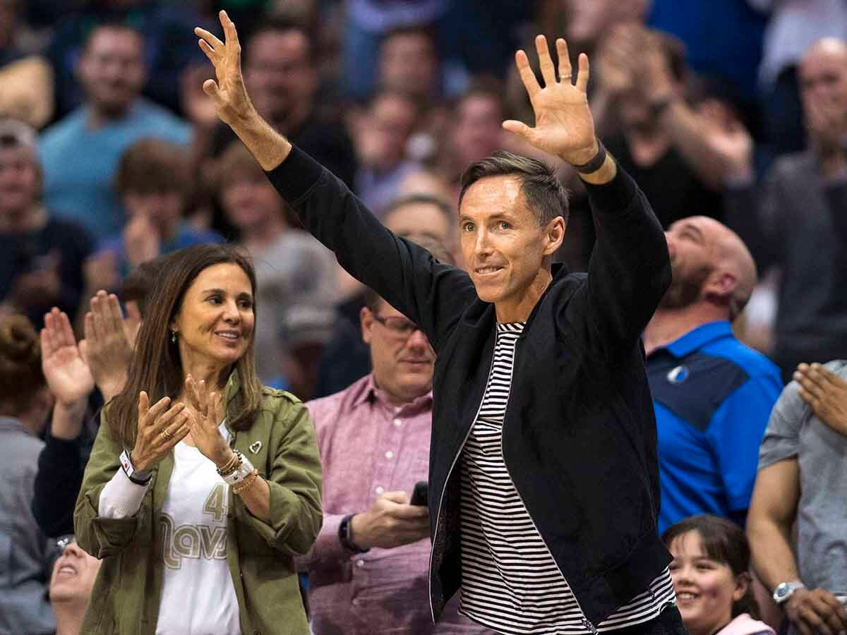 Steve Nash Hired As Brooklyn Nets Head Coach On Four Year Contract