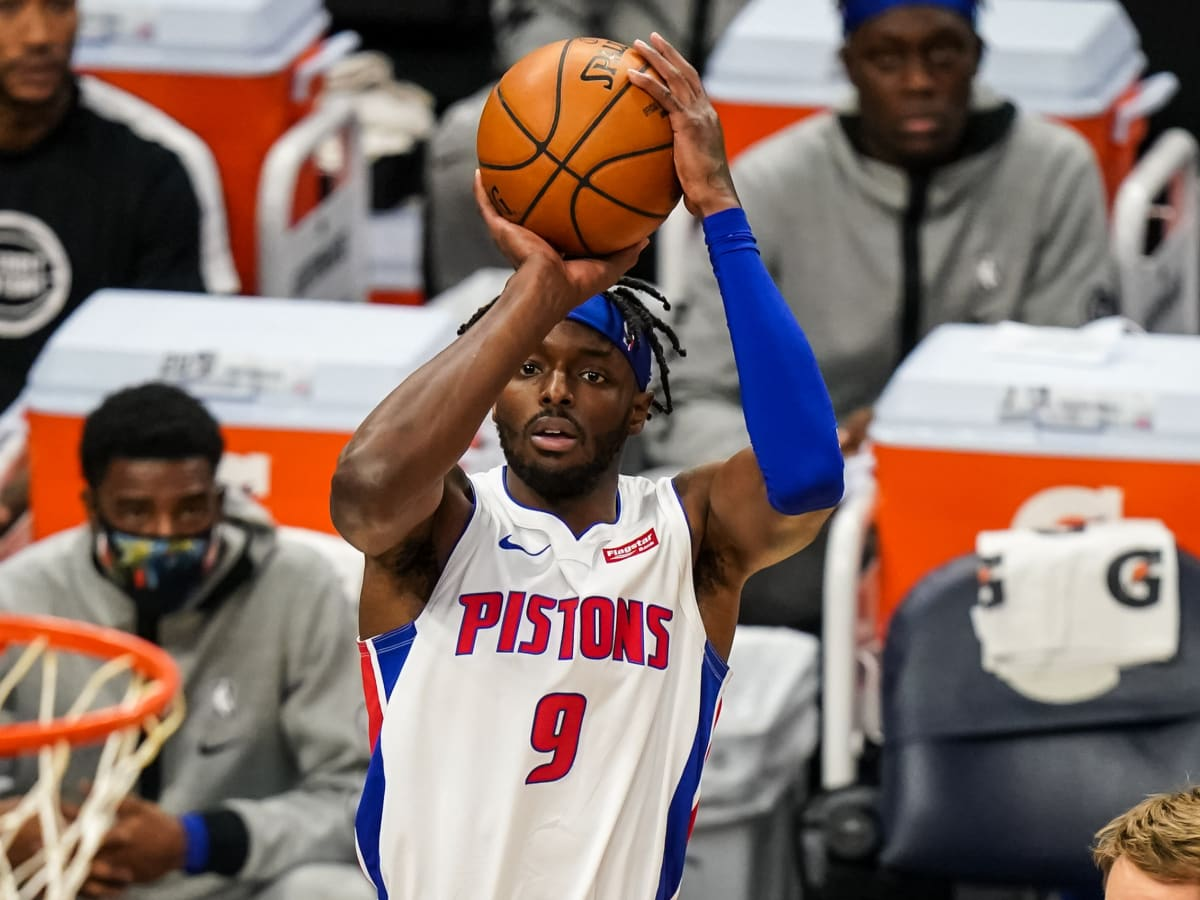 Jerami Grant Records First Double-Double with Detroit Pistons - Sports  Illustrated Syracuse Orange News, Analysis and More