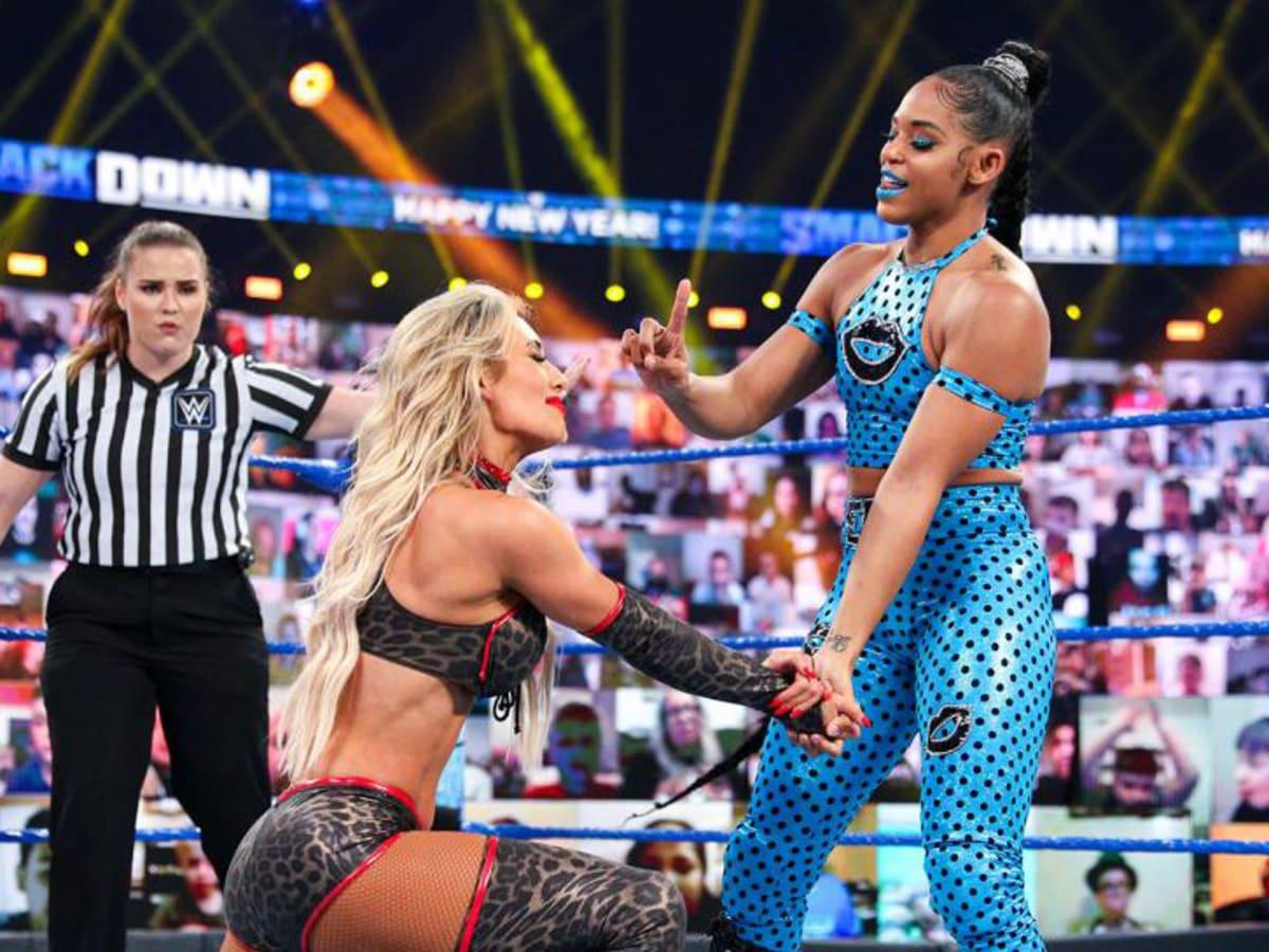 Wwe Bianca Belair Eyes Royal Rumble Win And Sasha Banks Shot Sports Illustrated