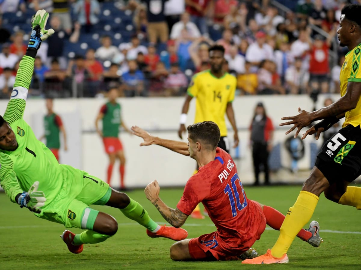 USA vs Jamaica live stream: Watch USMNT online, TV, time, lineups - Sports  Illustrated
