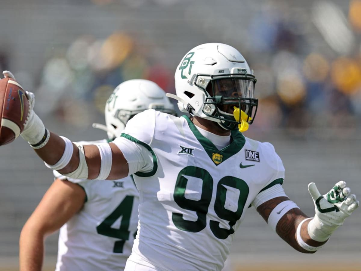 William Bradley-King - 3-4 Outside Linebacker Baylor Bears Scouting Report  - The NFL Draft Bible on Sports Illustrated: The Leading Authority on the  NFL Draft