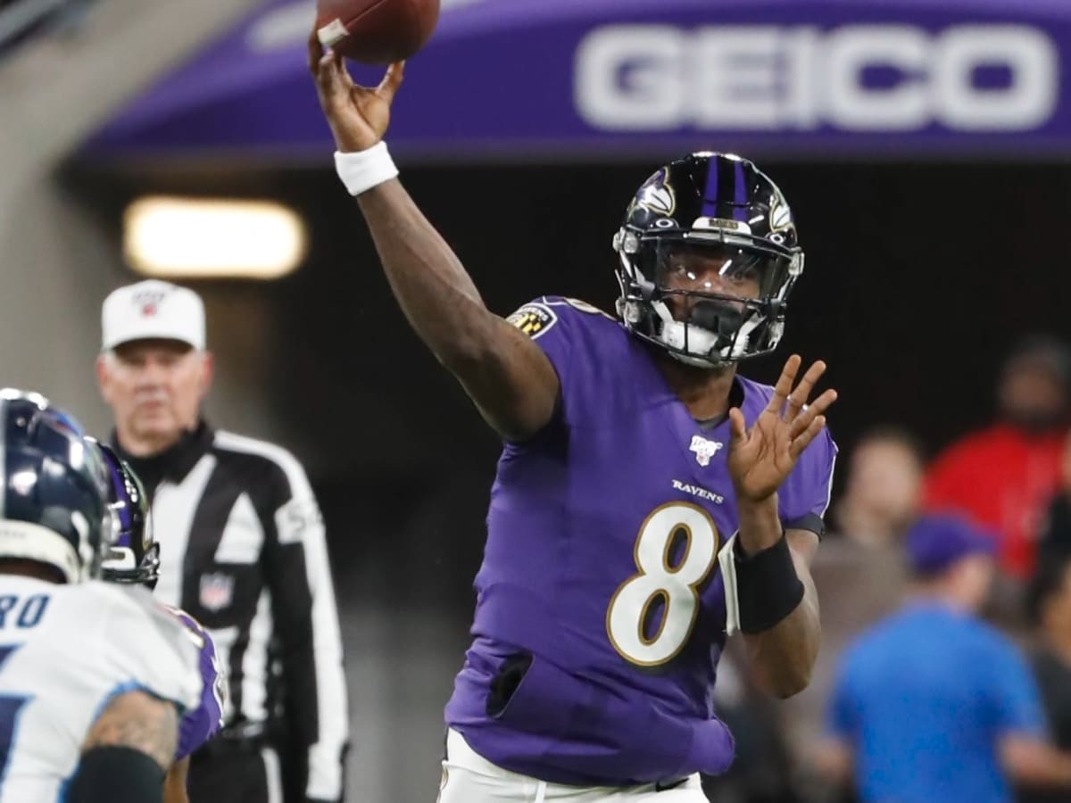 Lamar Jackson S Rise And How He S Helping Qbs At The Youth Level Sports Illustrated