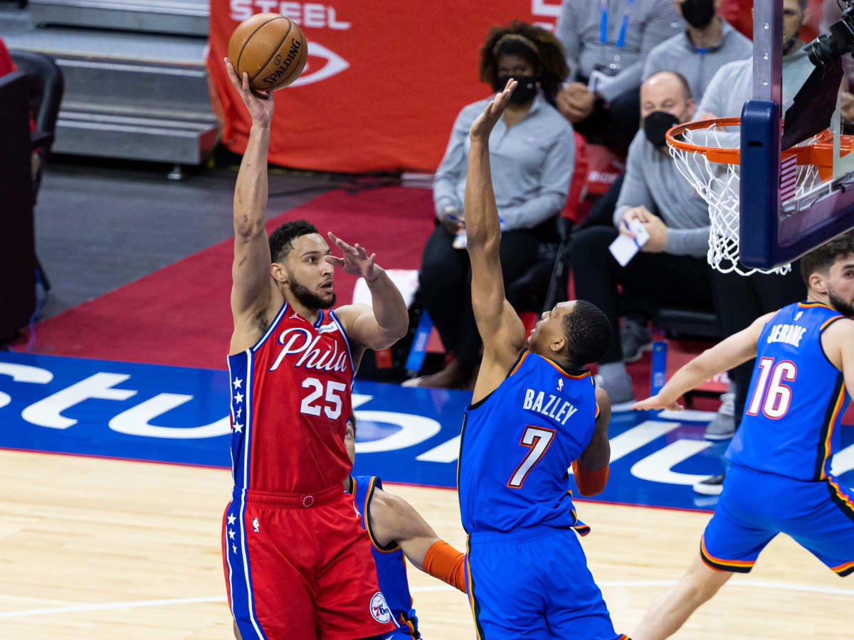 Sixers' Doc Rivers Raves About Ben Simmons' Return vs. Thunder - Sports  Illustrated Philadelphia 76ers News, Analysis and More