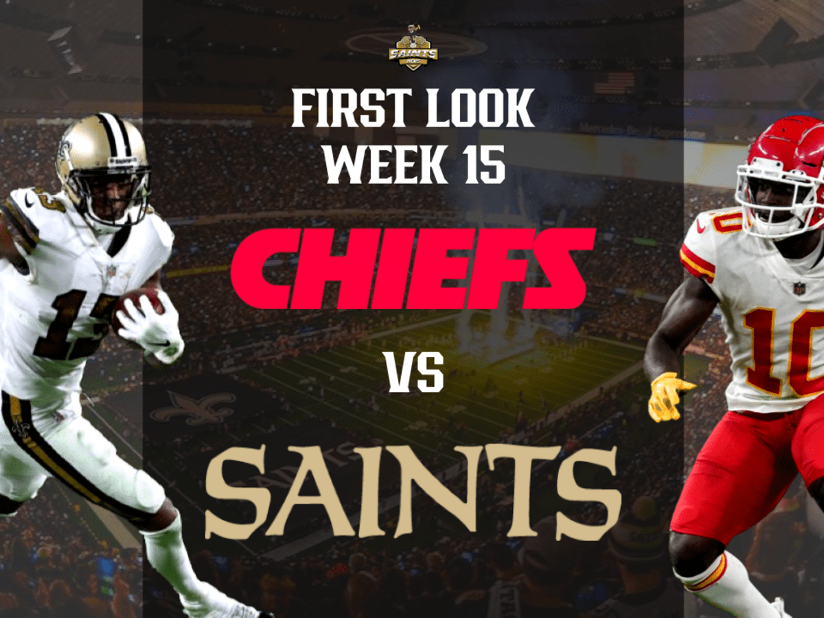 First Look Chiefs Vs Saints Sports Illustrated New Orleans Saints News Analysis And More