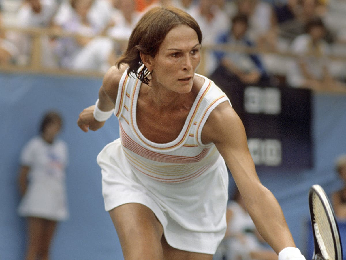 Sex change tennis player
