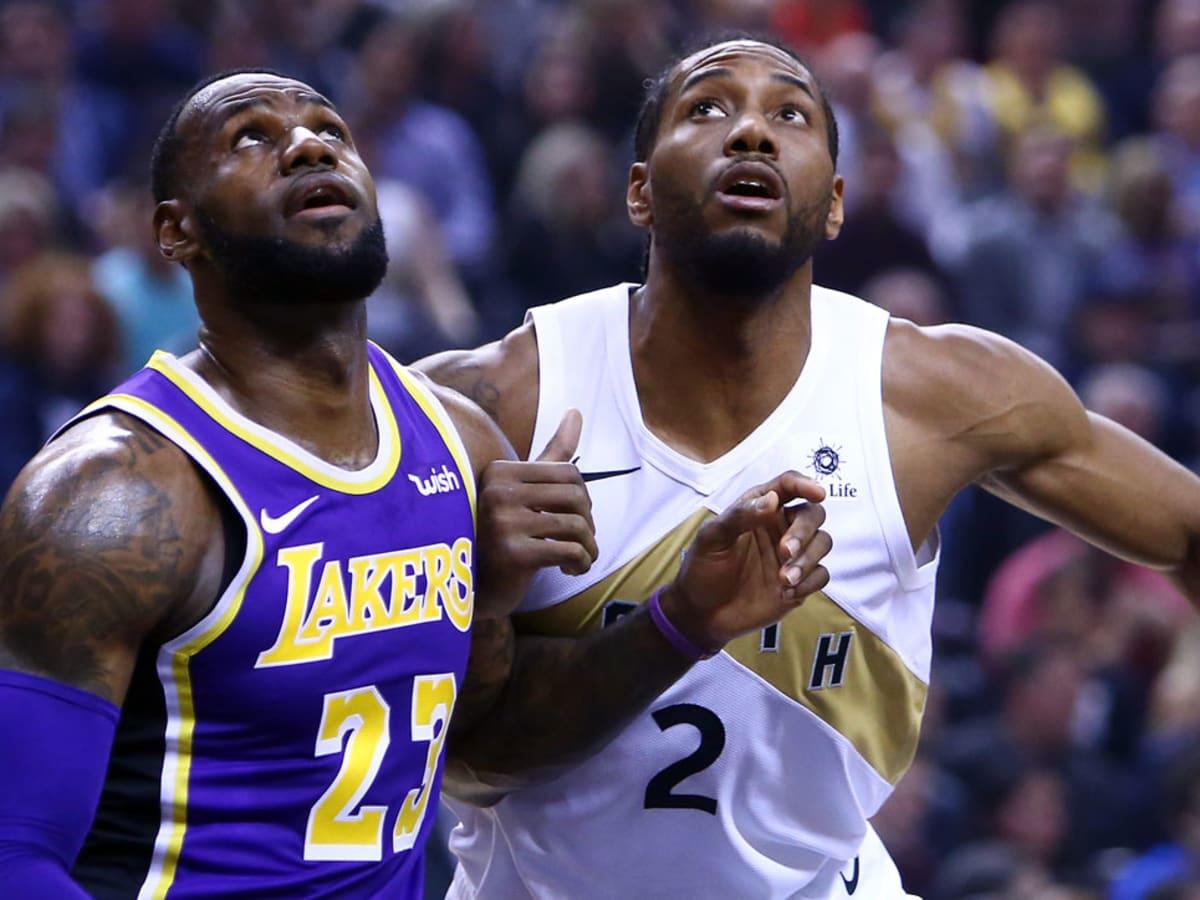 Kawhi Leonard free agency: Kawhi mural goes up after Lakers land ...