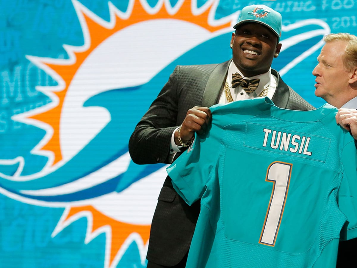 Laremy Tunsil's Nightmare to Remember - Sports Illustrated