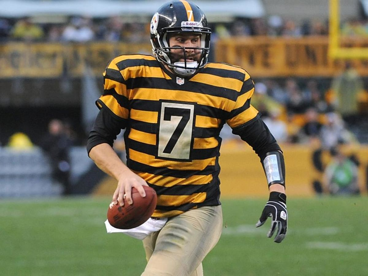 Steelers dropping 'bumble bee' uniforms after 2016