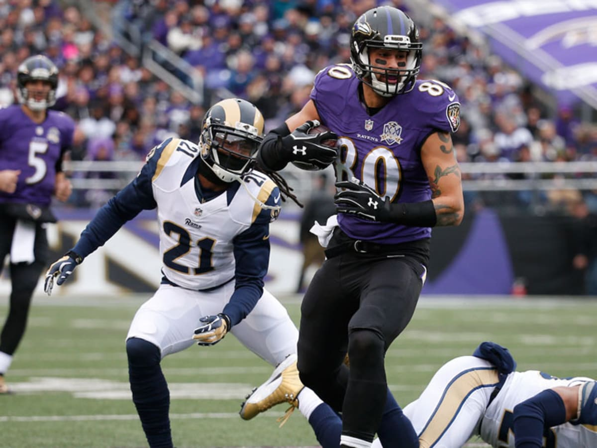 Baltimore Ravens: TE Crockett Gillmore out for season - Sports ...