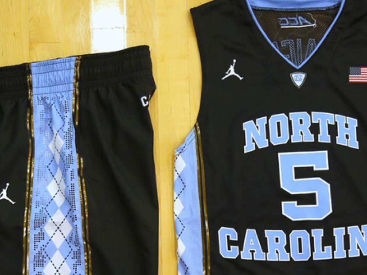 Brice Johnson North Carolina Basketball Jersey - Black