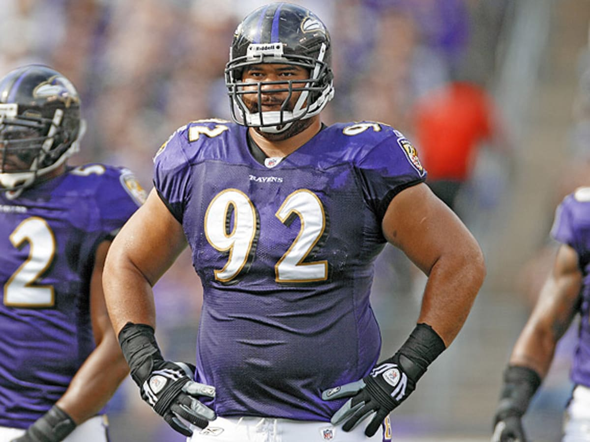 Haloti Ngata reportedly rejected 'long-term' offer from Baltimore ...