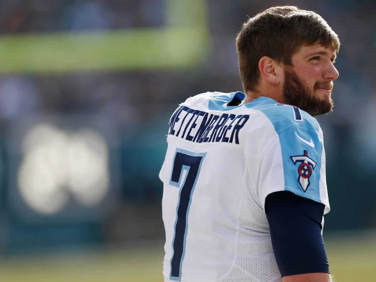 Tennessee Titans QB Zach Mettenberger says he went to selfie rehab ...