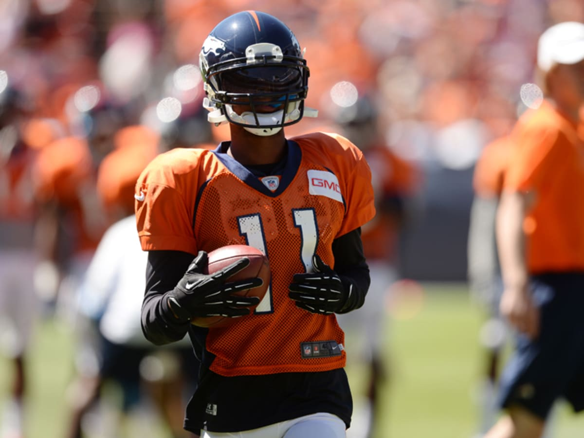 Reports: Broncos receiver Jordan Norwood to miss season with torn ...
