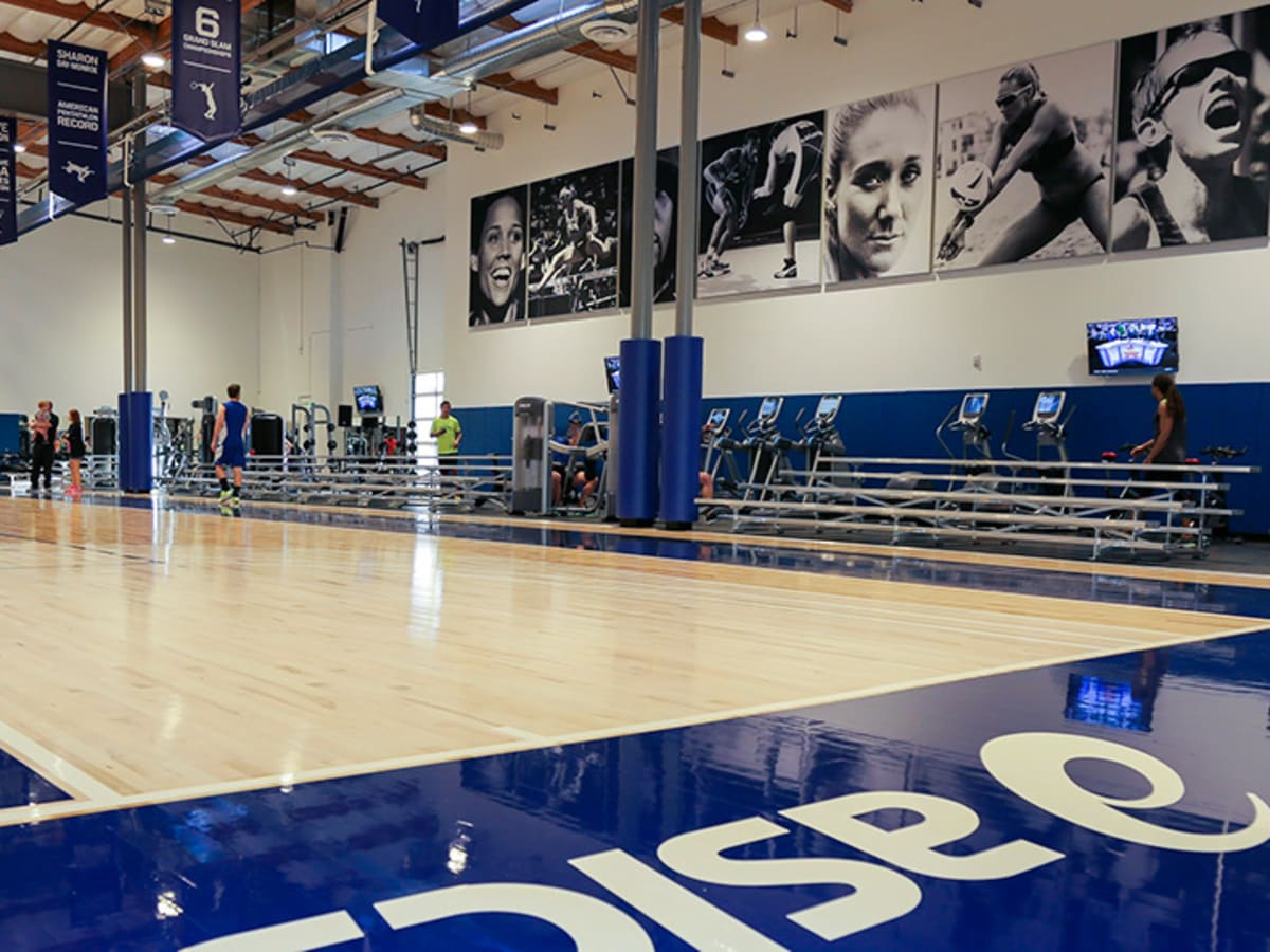 Inside the Asics sports performance training lab in California ...