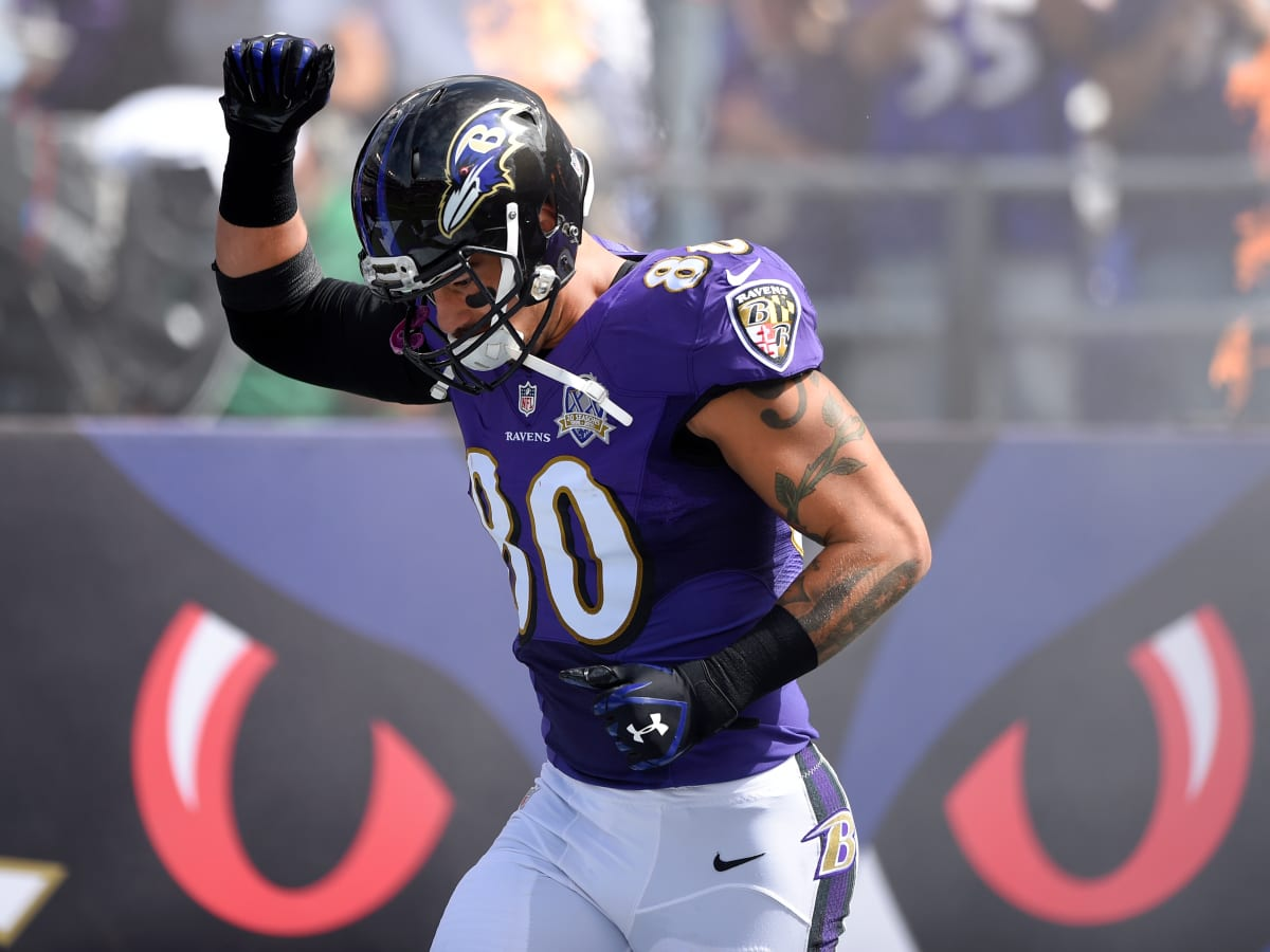 Baltimore Ravens: Crockett Gillmore (back) placed on IR - Sports ...