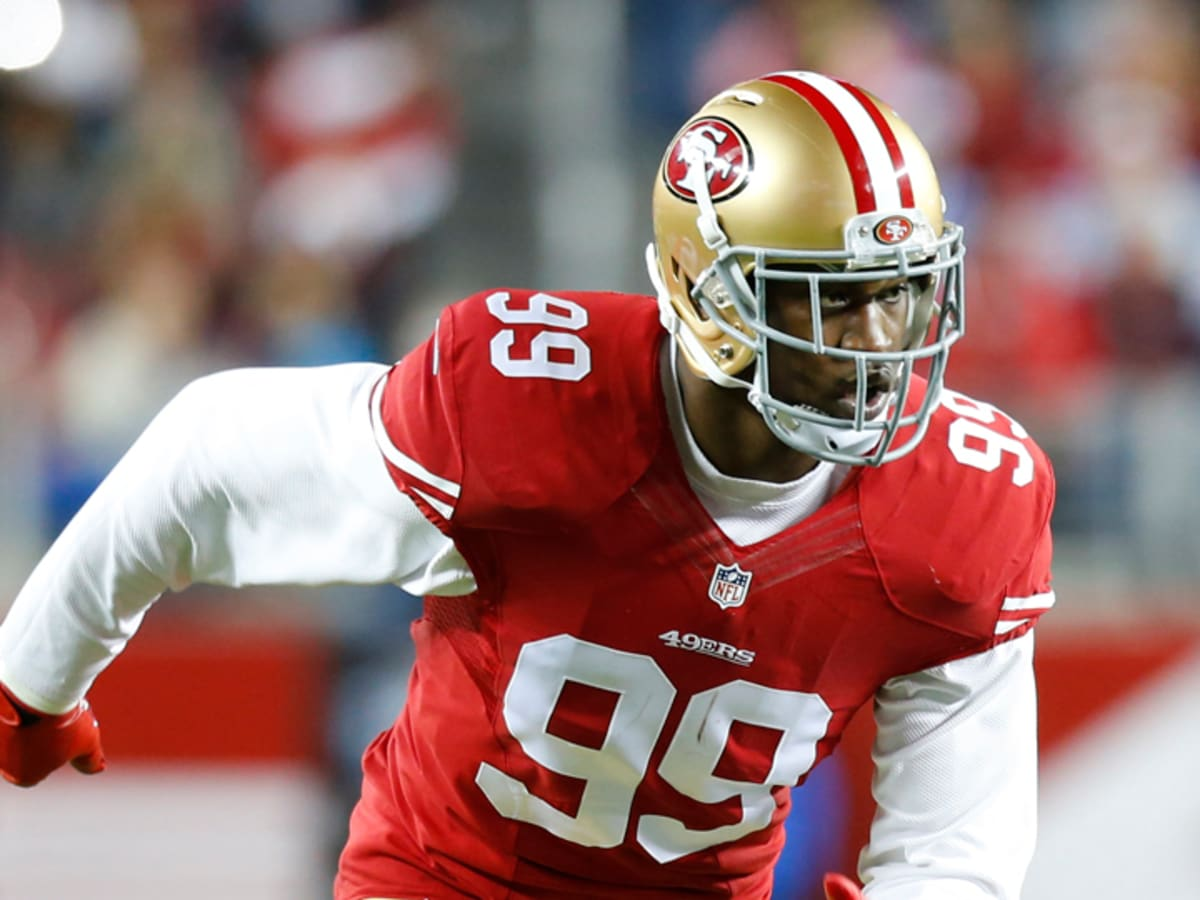 San Francisco 49ers: Aldon Smith arrested for DUI, hit and run ...