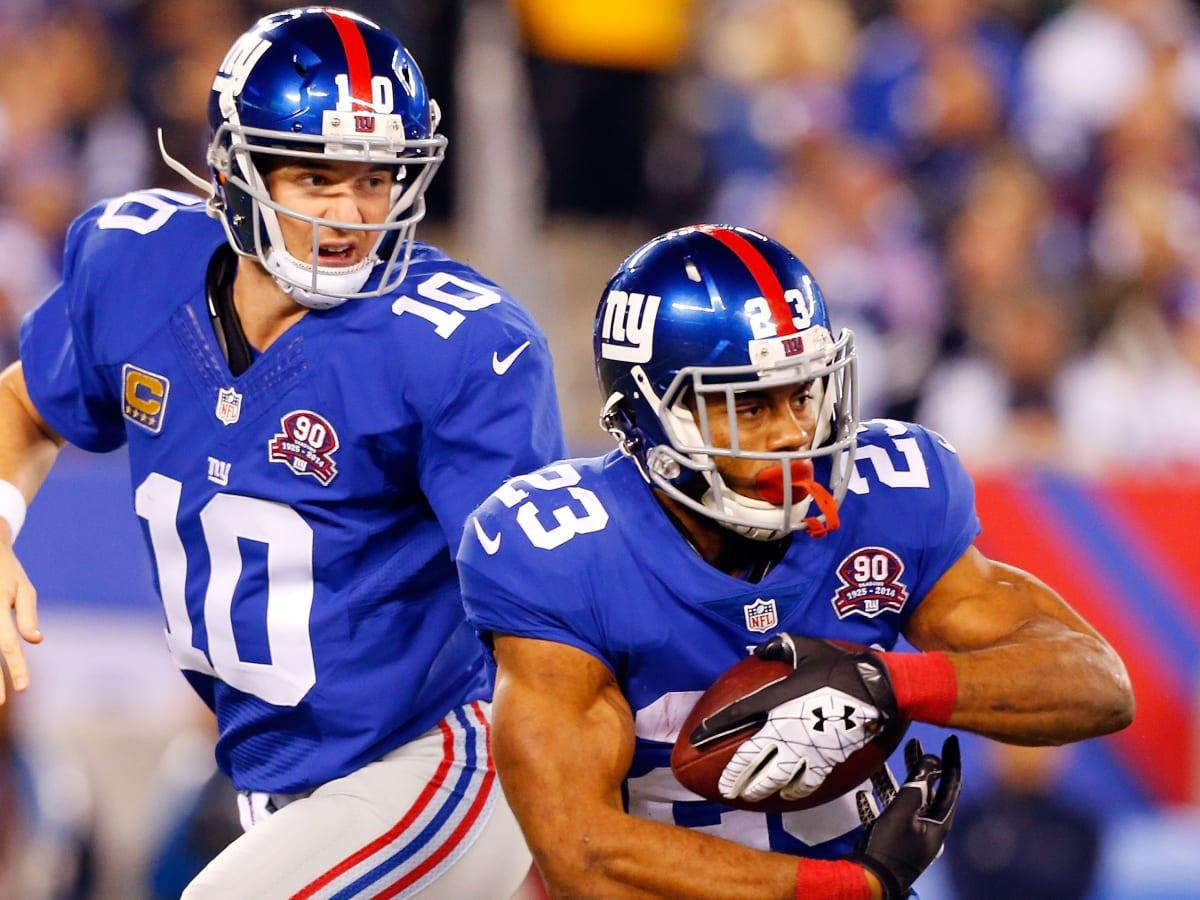 New York Giants: Rashad Jennings apologizes to Eli Manning ...