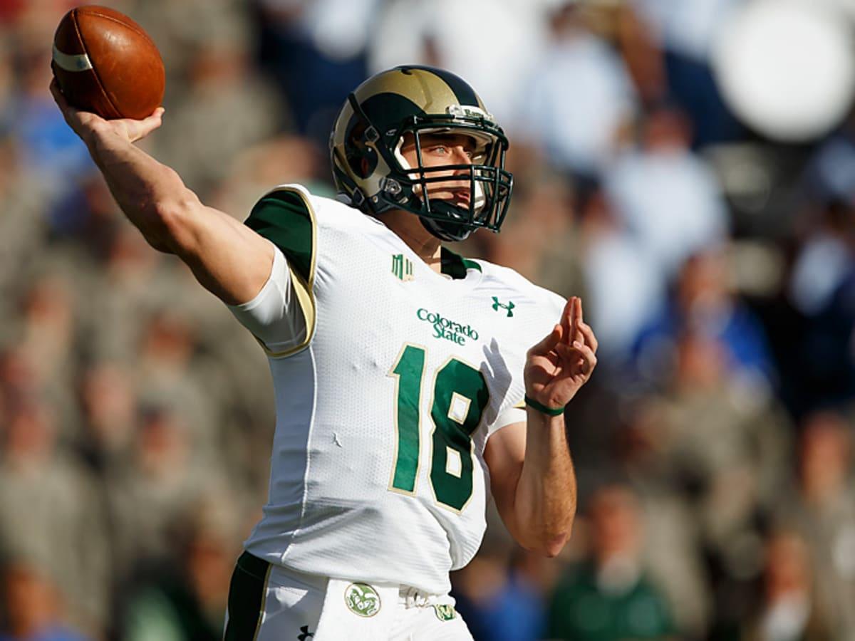 2015 NFL draft: New Orleans Saints select Garrett Grayson No. 75 ...