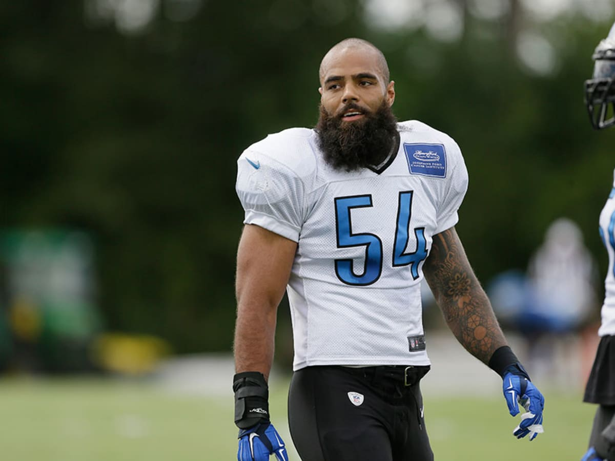 Detroit Lions: DeAndre Levy to return from injury vs Cardinals ...