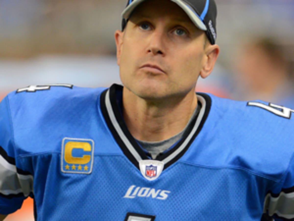 Lions kicker Jason Hanson retires after 21 seasons - Sports ...